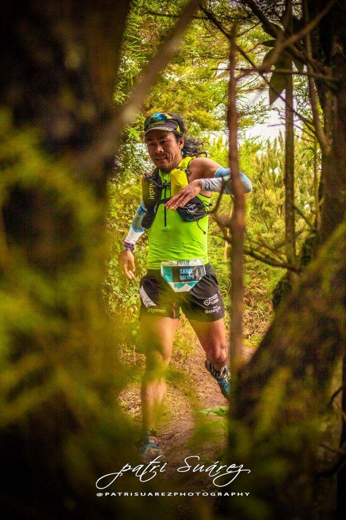 Trail k42 canarias Anaga marathon